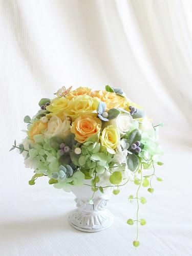 wedding-ウェルカムフラワー(イエロー&オレンジ).jpg